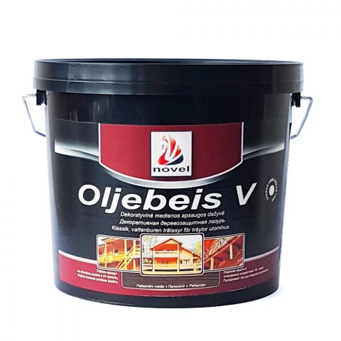 Oljebeis V Puidupeits palisander 2.7L