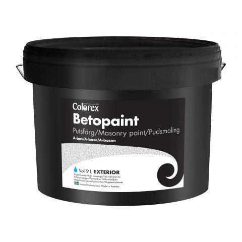 Betopaint Mineraalfassaadivärv 9L