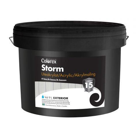 Storm Puitfassaadivärv 0.9L