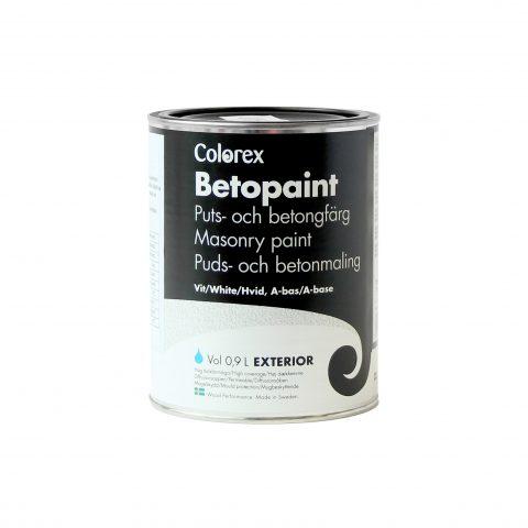 Betopaint Mineraalfassaadivärv 0.9L