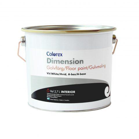 Dimension Põrandavärv 2.7L