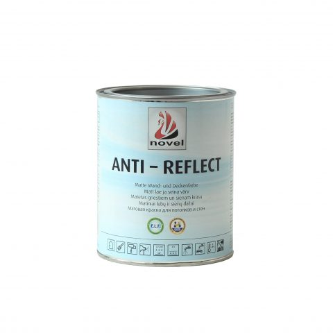 ANTI – REFLECT matt lae- ja seinavärv 0.75L