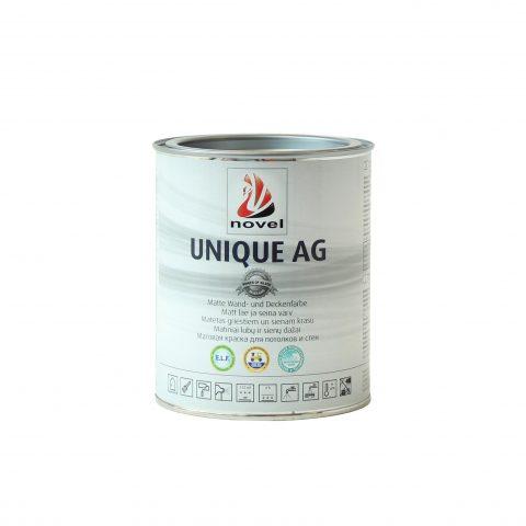 UNIQUE AG täismatt lae- ja seinavärv 0,75L