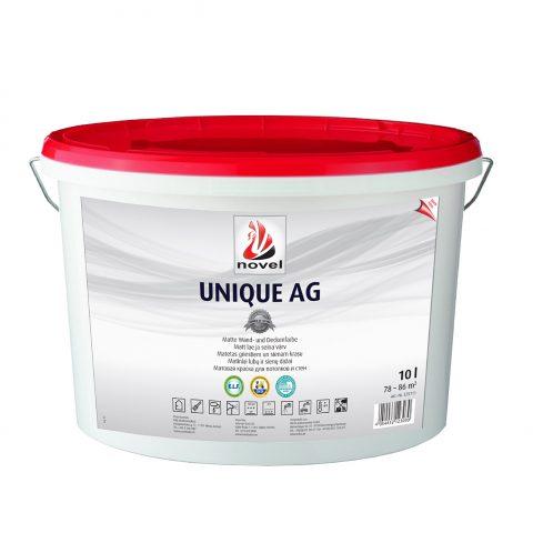 UNIQUE AG täismatt lae- ja seinavärv 10L